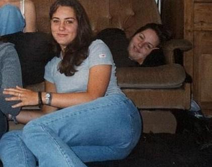 кейт миддлтон в юности фото