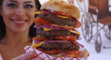 Мода на гамбургеры еще не прошла?