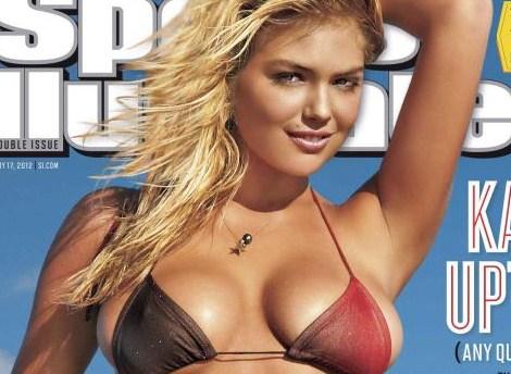 Модель Кейт Аптон толстая?