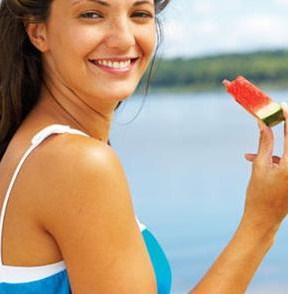 Как быстро похудеть летом