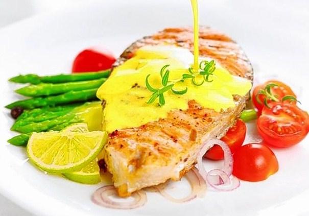 Правильные пропорции блюд для диеты