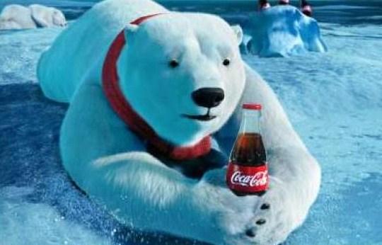Что было бы, если медведи пили Кока-Колу?