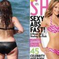 Дженнифер Лав Хьюитт рассказала, как она похудела