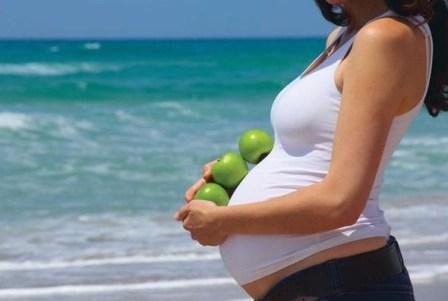 Ожирение при беременности может повлиять на сердце ребенка