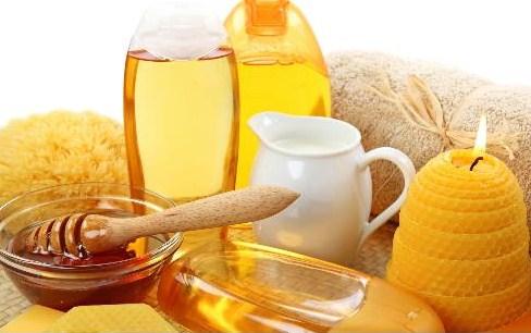 Домашняя косметика из меда