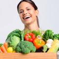 Вегетарианская диета влияет на продолжительность ж...