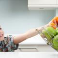 Как приготовить полезные перекусы для детей
