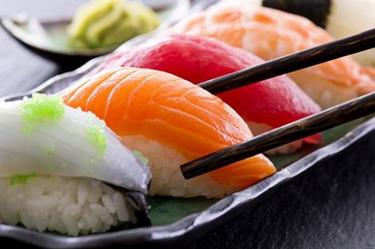 Суши полезны для здоровья