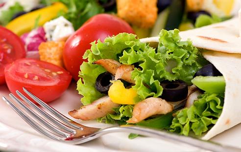 Как приготовить полезный обед за 20 минут
