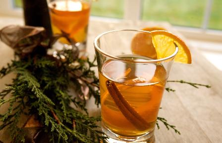 Ароматизированные чаи для зимней погоды