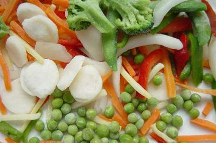 Новое исследование: замороженные овощи полезнее, ч...