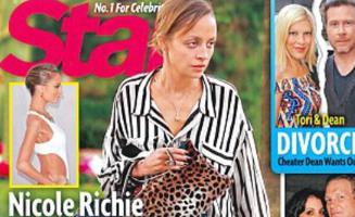 Николь Ричи возвращается к анорексии