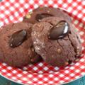 Печенье без сахара с шоколадом