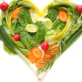 Вегетарианцы более стройные