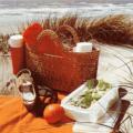 Какую еду брать с собой на море?
