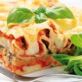 Как приготовить лазанью без мяса и сыра?