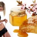 Как похудеть с помощью меда?