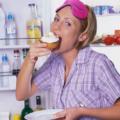 Расстройство пищевого поведения: привычка есть по ...