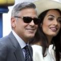 Жена Джорджа Клуни слишком худая