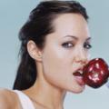 Ешьте яблоко перед покупкой продуктов