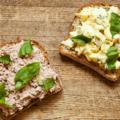 Скоро в школу: полезные бутерброды для детей